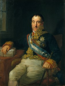 Vicente López Portaña - Portrait of the Marquis of Labrador, Spanish Ambassador to the Congress of Vienna of 1815 - Google Art Project.jpg