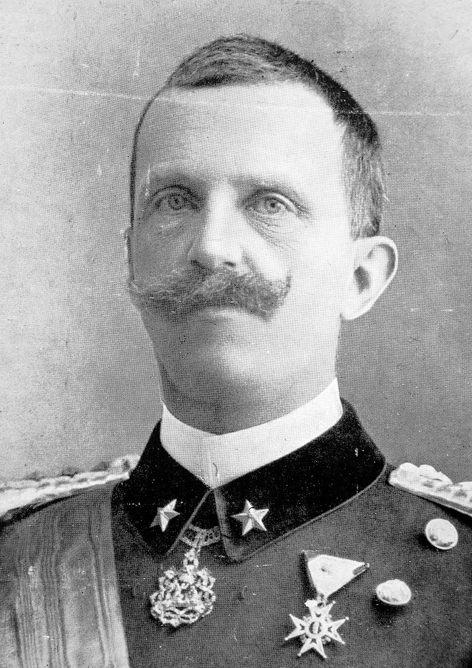 Victor Emmanuel III of Italy from The Graphic detail