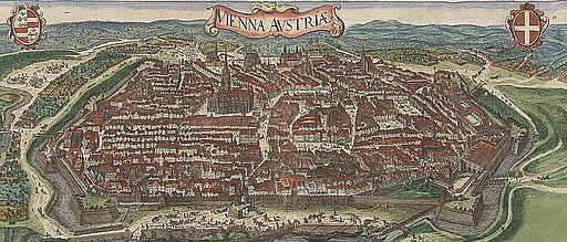 Vienna austriae detail