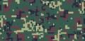 Vietnamese K-18 Woodland Digital Camouflage Pattern.png