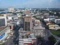 View Of Kuching From 18th Floor, Riverside Majestic Hotel.jpg