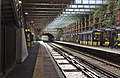 View along platform 2, Green Lane station 2.jpg