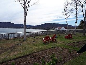Keltic Lodge - Scenery surrounding the resort