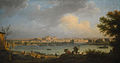 View of Avignon from the right bank of the Rhone by Claude-Joseph Vernet, 1756.jpg