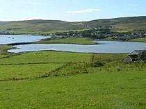 View of Finstown from HY3615 - geograph.org.uk - 235398.jpg