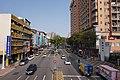 View of Zhongqing Road near Hankou Road, Taichung 15.jpg