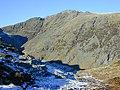 View towards Pen y Gadair from Craig-Lwyd - geograph.org.uk - 955905.jpg