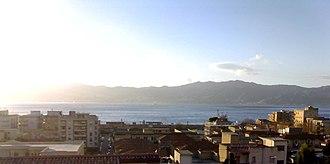 Villa San Giovanni - Image: Villa Panorama 1