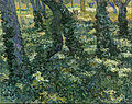 Vincent van Gogh - Undergrowth - Google Art Project.jpg