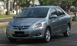 2009 Toyota Vios 1.5 G NCP93 (Indonesia)