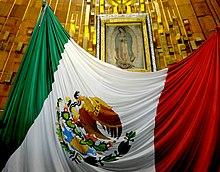 Nuestra Señora De Guadalupe México Wikipedia La
