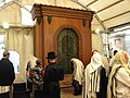 Visit a Cave of the Patriarchs in Hebron Palestine 2004 137.jpg