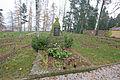 Vojenský hřbitov v Josefově u Jaroměře - pomník padlých rudoarmejců.JPG