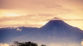 Volcán de Colima, Colima nieve y nubes.png