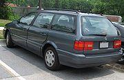 B4 Passat TDI wagon (US)