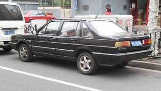 Volkswagen Santana - Santana (B2)