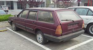Volkswagen Santana - Santana 2000 Variant