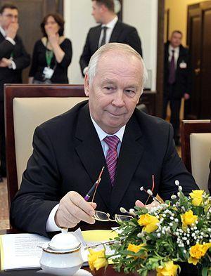 Volodymyr Vasylyovych Rybak - Image: Volodymyr Rybak 01 Senate of Poland