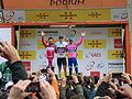 Volta Catalunya 2013. Daniel Martin, Joaquim Rodríguez i Michele Scarponi.JPG