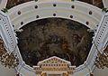 Volta amb frescos del presbiteri de l'església de sant Antoni Abat, València.JPG