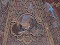 Vrtbovská zahrada, sala terrena, průhled do krajiny - freska (001).JPG