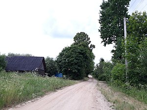 Vyzvaliennie village.jpg