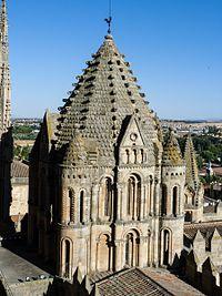 Old Cathedral of Salamanca
