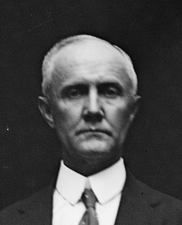 Attorney General Mitchell Palmer Is Best Known For What