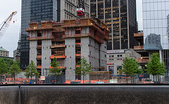 3 World Trade Center - Image: WTC 3 May 2012