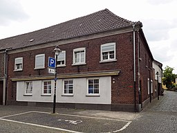 Feldstraße in Wachtendonk
