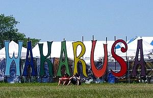 Wakarusa Music and Camping Festival - Image: Wakarusa
