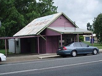 Walkerston, Queensland - Walkerston State Butcher's Shop, 2009
