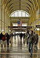 Walkway in National Airport in Washington DC 2005.jpg
