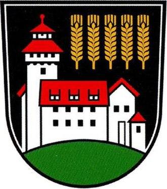 Wachsenburggemeinde - Image: Wappen Wachsenburggemeinde