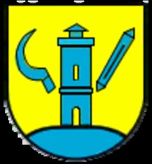 Beiersdorf, Saxony - Image: Wappen Beiersdorf