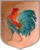 Wappen von Hussenhofen
