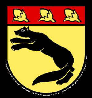 Walddorfhäslach - Image: Wappen Walddorfhaeslach
