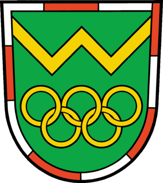 Wustermark - Image: Wappen Wustermark