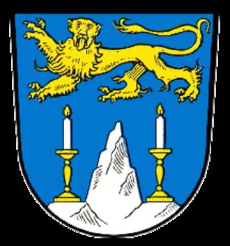 Lichtenfels, Bavaria - Image: Wappen von Lichtenfels