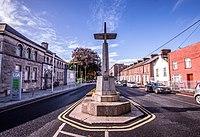 War Memorial at Pery Square in Limerick City.jpg