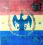 War flag of the Principality of Wallachia, 1834.png