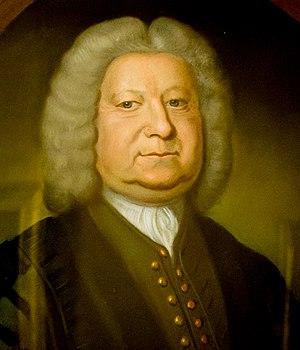 Richard Ward (governor) - Image: Ward richard.RI.Governor