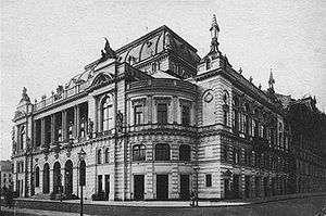 Old Philharmonic Hall