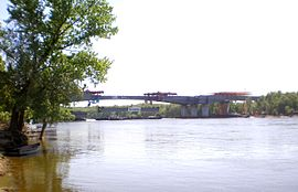 Warsaw North Bridge - May 10th 2011.JPG
