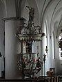 Warstein, Alte Kirche St. Pankratius 13-Pulpit.JPG