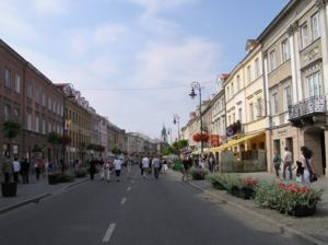 Nowy Świat street