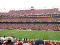 Washington Redskins Vs Atlanta Falcons 07.10.2012 FedEx 004.JPG