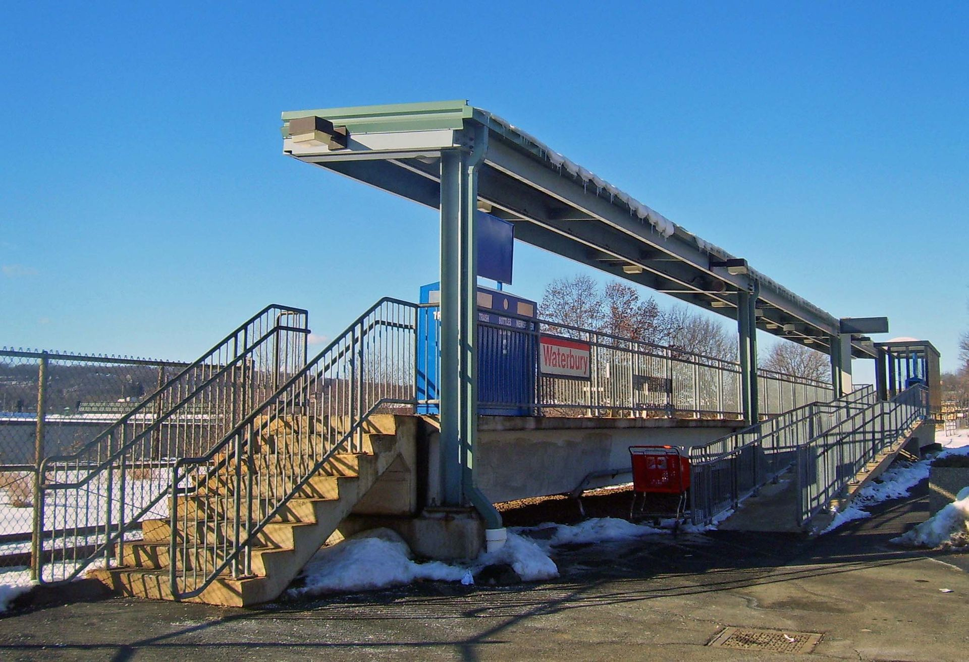 Waterbury metro north station wikipedia for The waterbury