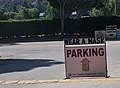 Wear a mask sign, Equestrian Center, Burbank, California, USA (50122149018).jpg