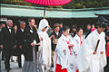 Wedding at the Meiji Shrine - Tokyo 1999 - panoramio.jpg